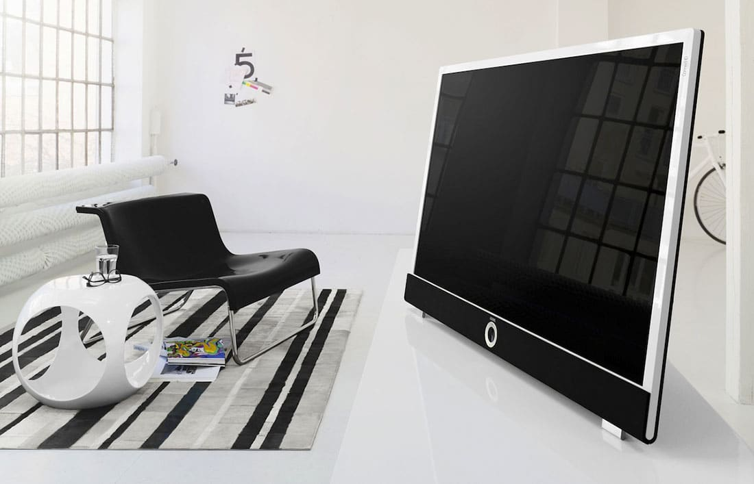 loewe steigt in das 4k segment ein. Black Bedroom Furniture Sets. Home Design Ideas