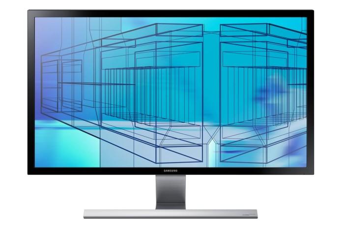 Samsung U28D590D 4K-Monitor