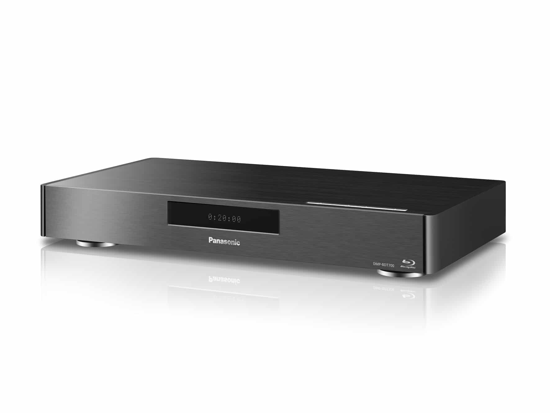 pansonic dmp bdt700 4k blu ray player mit 60p. Black Bedroom Furniture Sets. Home Design Ideas