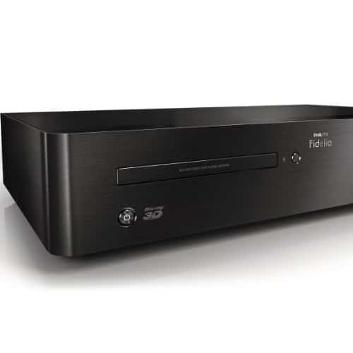philips fidelio bdp970012 premium 3d blu ray player mit 4k. Black Bedroom Furniture Sets. Home Design Ideas
