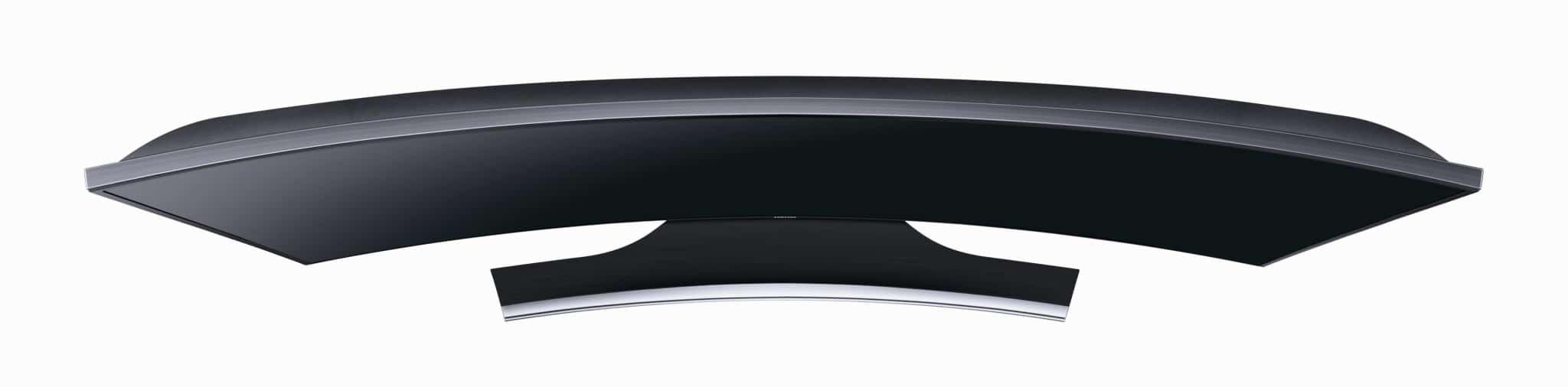 samsung hu7200 curved 4k tv. Black Bedroom Furniture Sets. Home Design Ideas