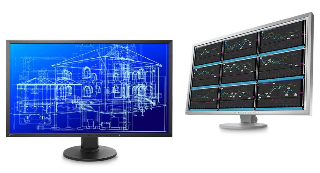 EIZO FlexScan EV3237 4K-Monitor