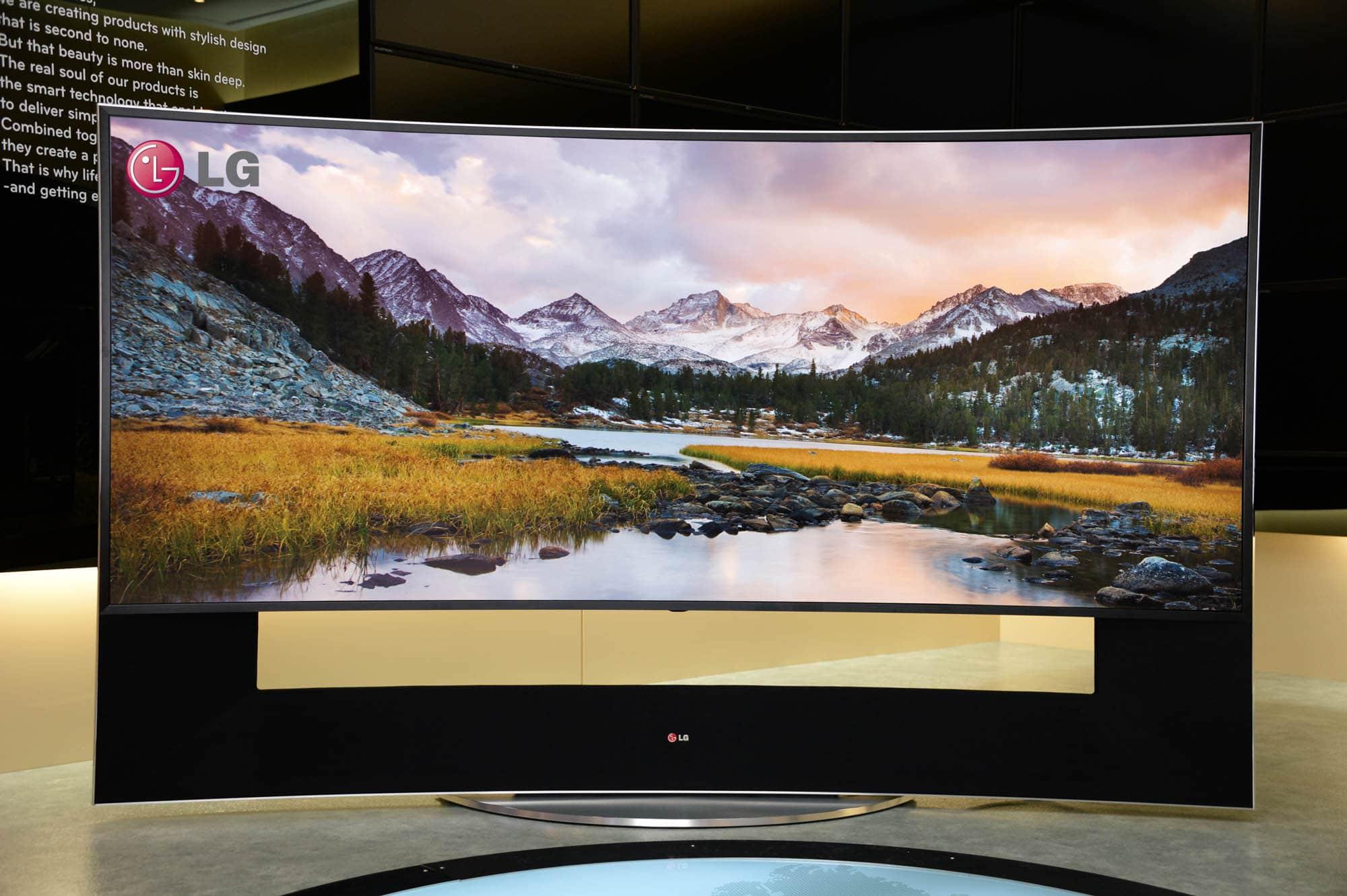 Lg 105uc9 219 Curved Display Mit 4k5k Auflösung Q414