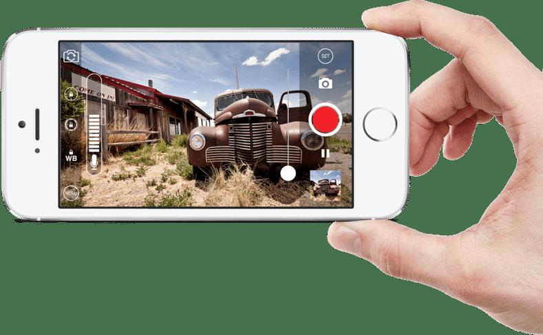 ProCam2 mit 4K-Videoaufnahme