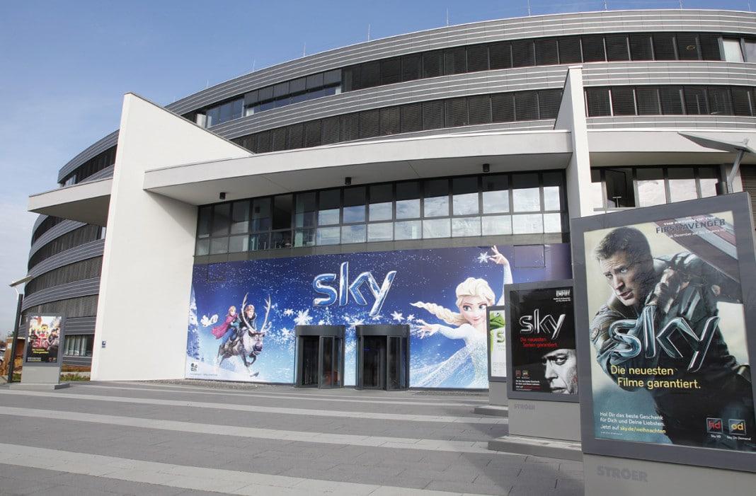 Sky überträgt Fanta 4 Konzert in 4K