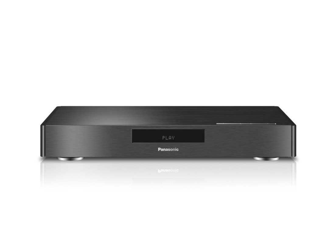 Panasonic 4K-Blu-ray-Player Protoyp