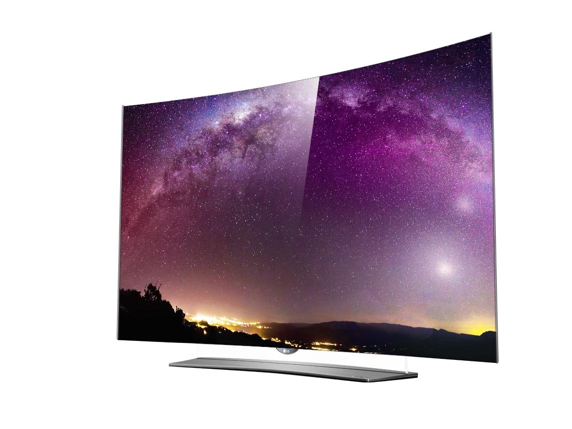 LG Curved 4K OLED TV EG9609