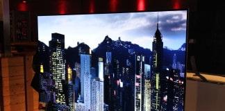 LG EG9609 Innovation Tour 2015