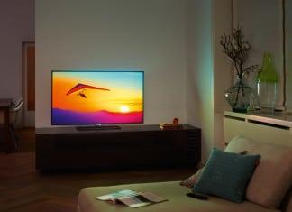 Philips 6400 4K-UHD-Serie Lifestyle