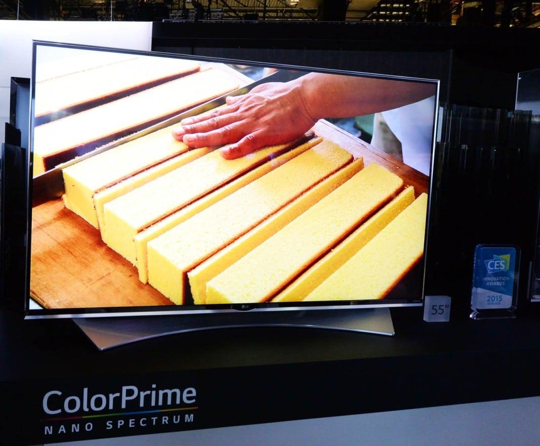 LG UF9509 4K Ultra HD TV
