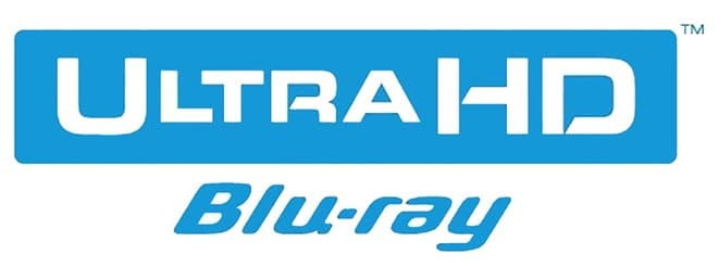 4K Ultra HD Blu-ray