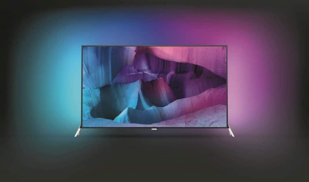 Philips PUS7600 Ambilight Ultra HD-TV