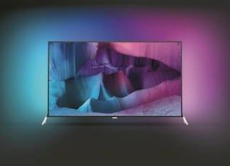 Philips PUS7600 Ambilight Ultra HD-TV