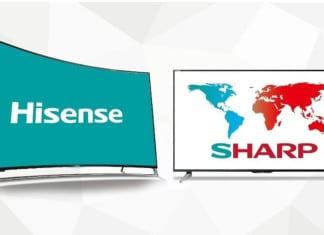 Hisense übernimmt Sharp (America)