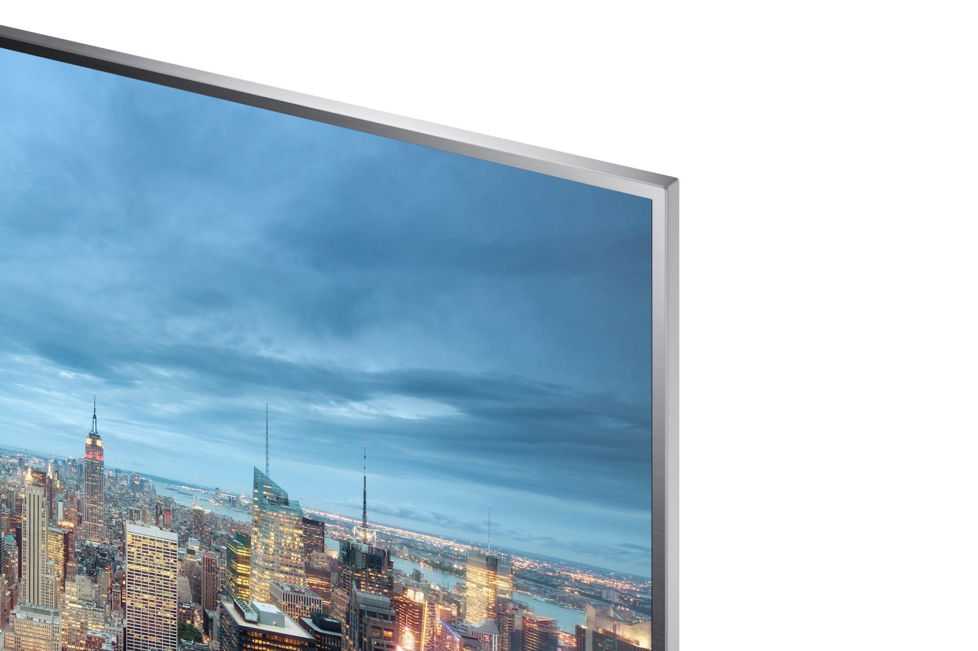 Samsung JU6850 UHD-TV Rahmen