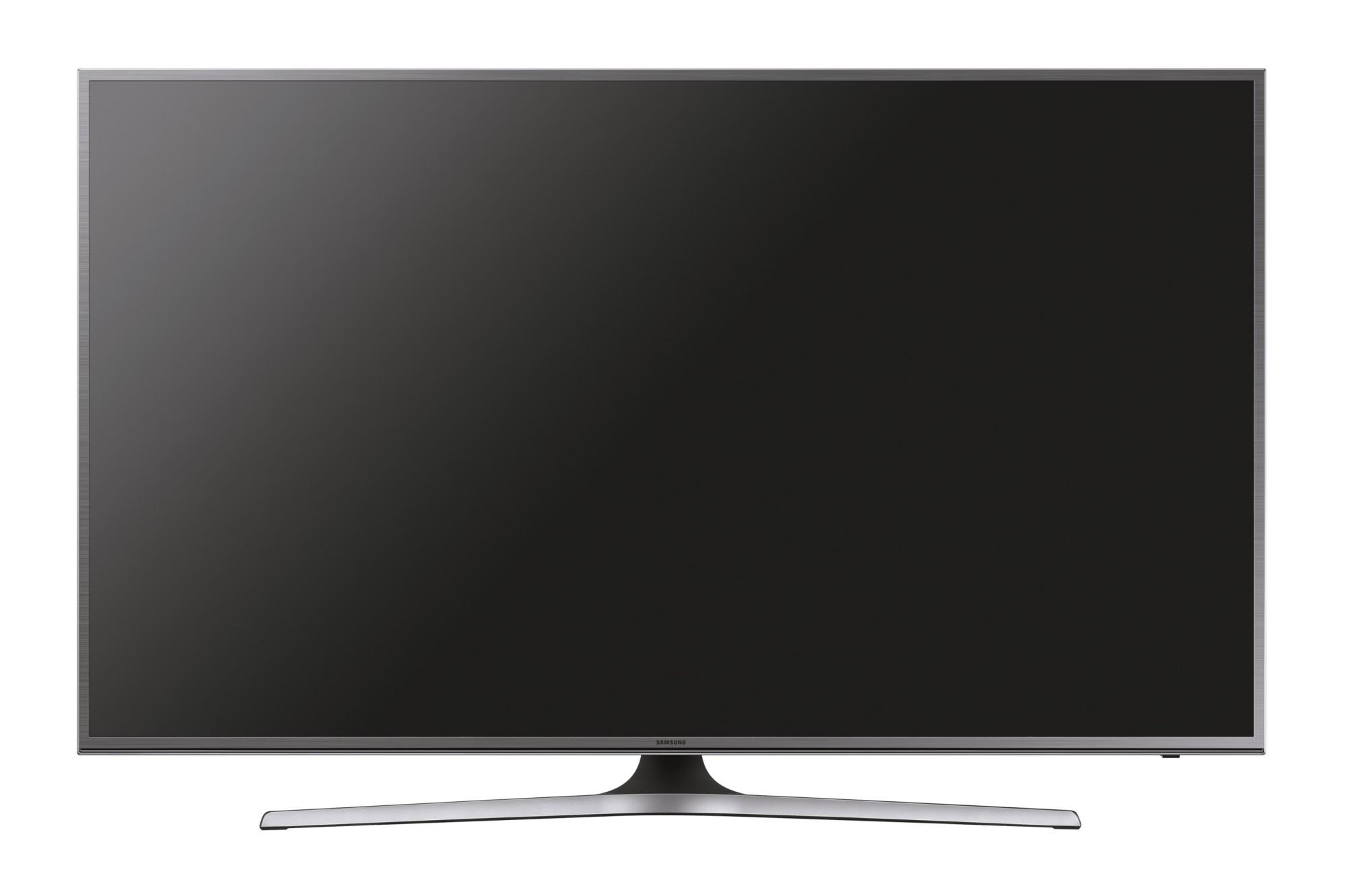 Samsung JU6850 UHD-TV Front