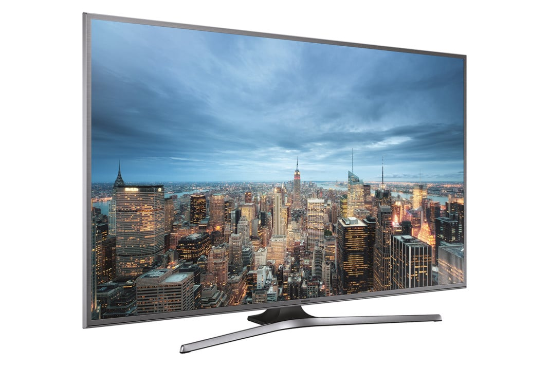 Samsung JU6850 UHD-TV (Bildquelle: Samsung)
