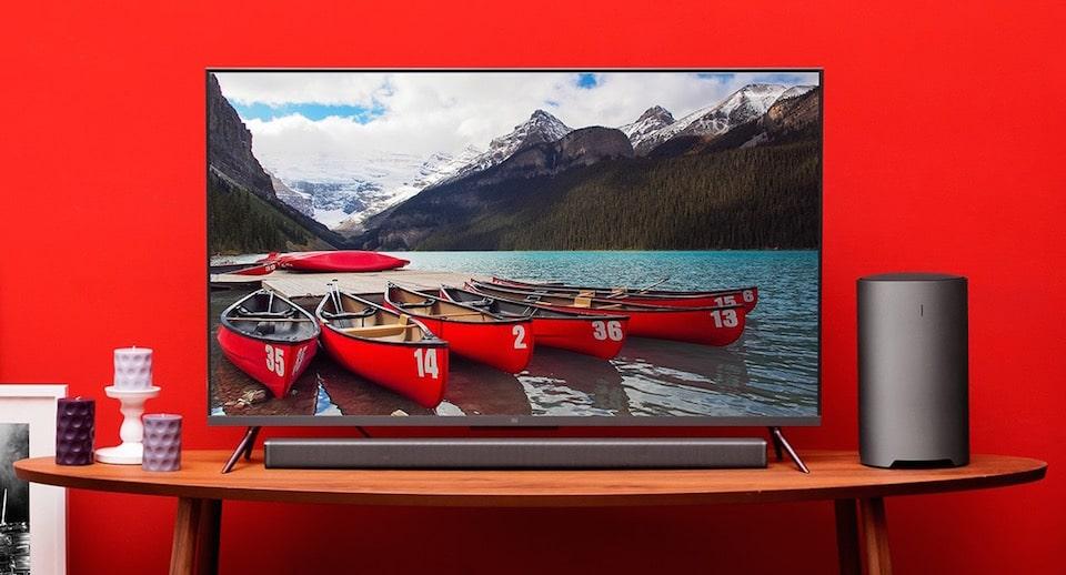 4k Tv Xiaomi Mi Tv 2s Mit 48 Zoll Wird In China Veröffentlicht