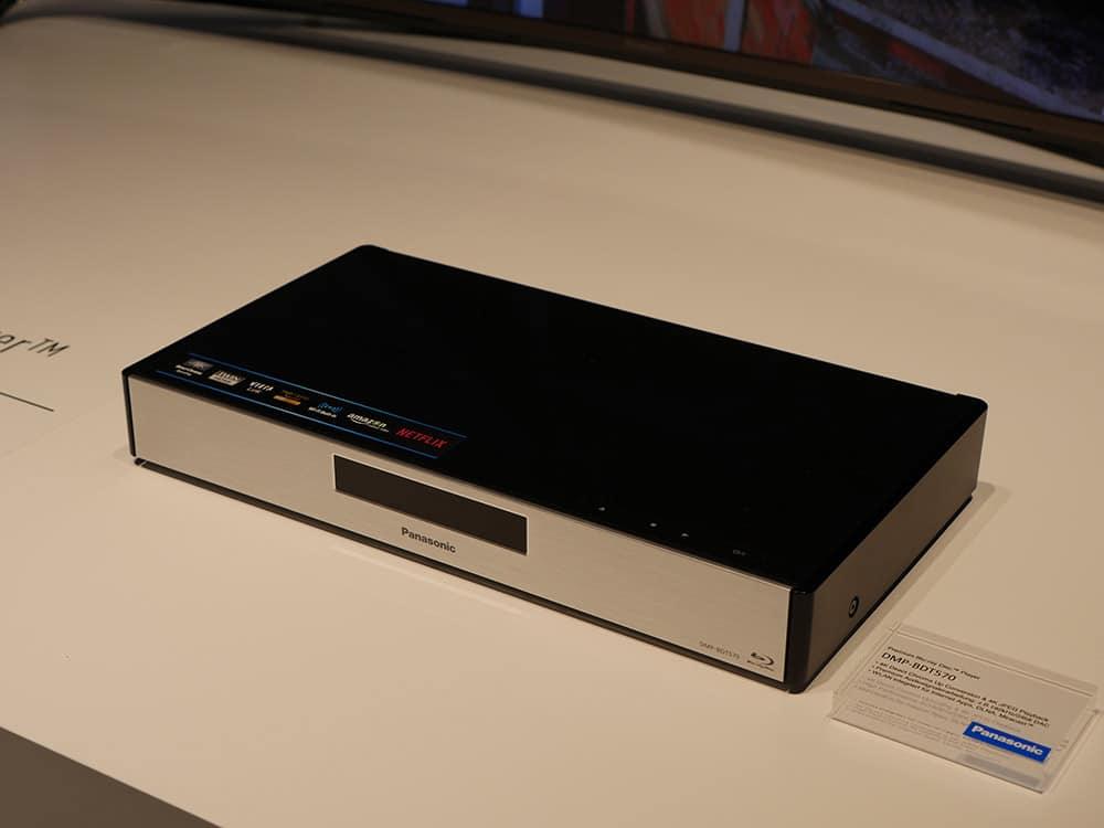 Panasonic Ultra HD Blu-ray-Player