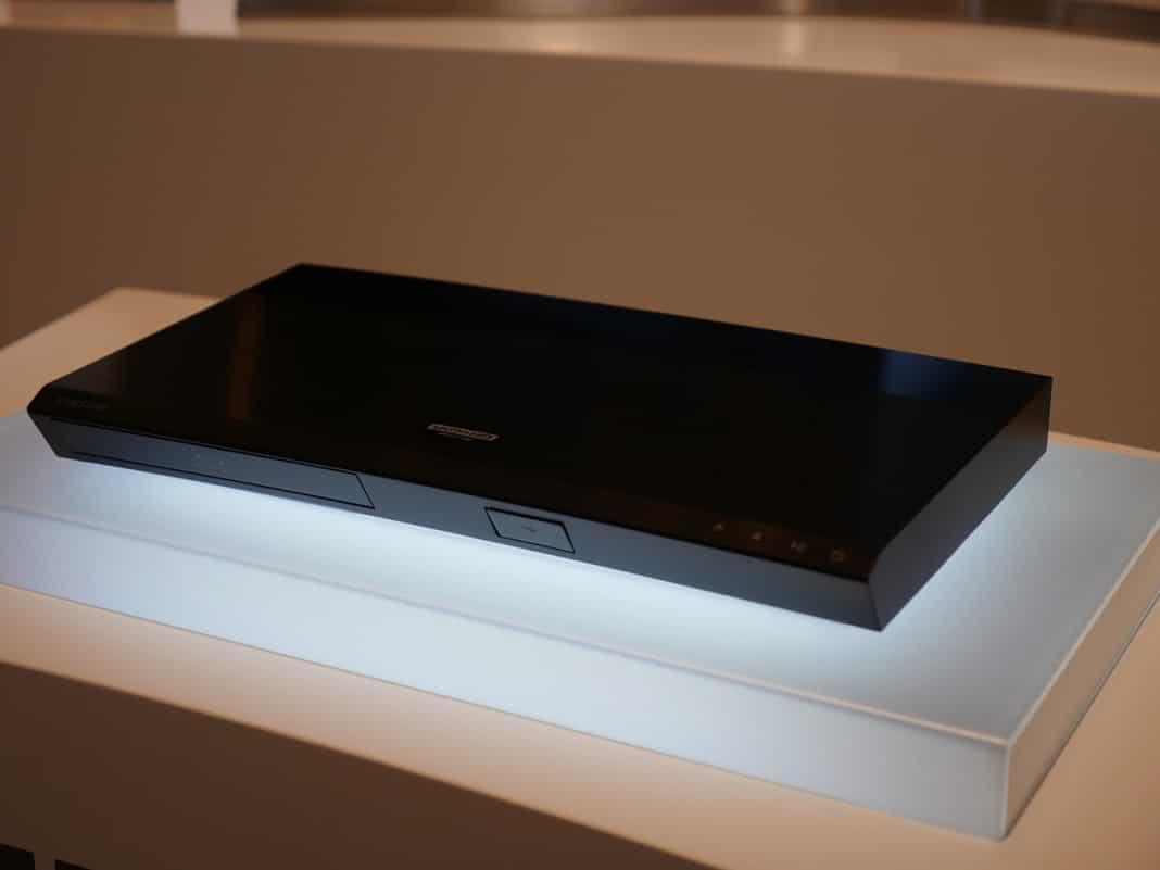 Samsung Ultra HD Blu-ray-Player