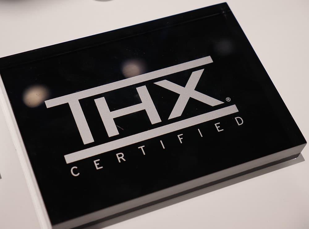 THX Zertifikat