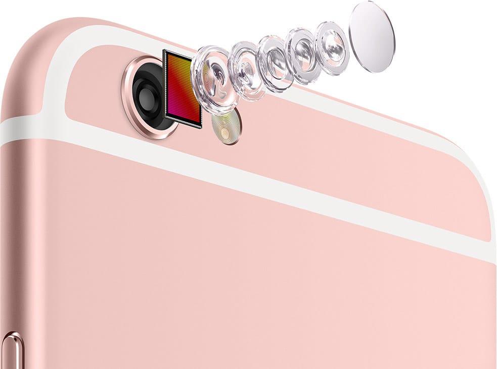 iPhone 6s Kamera