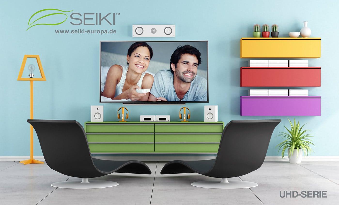 Seiki 4K Ultra HD Serie