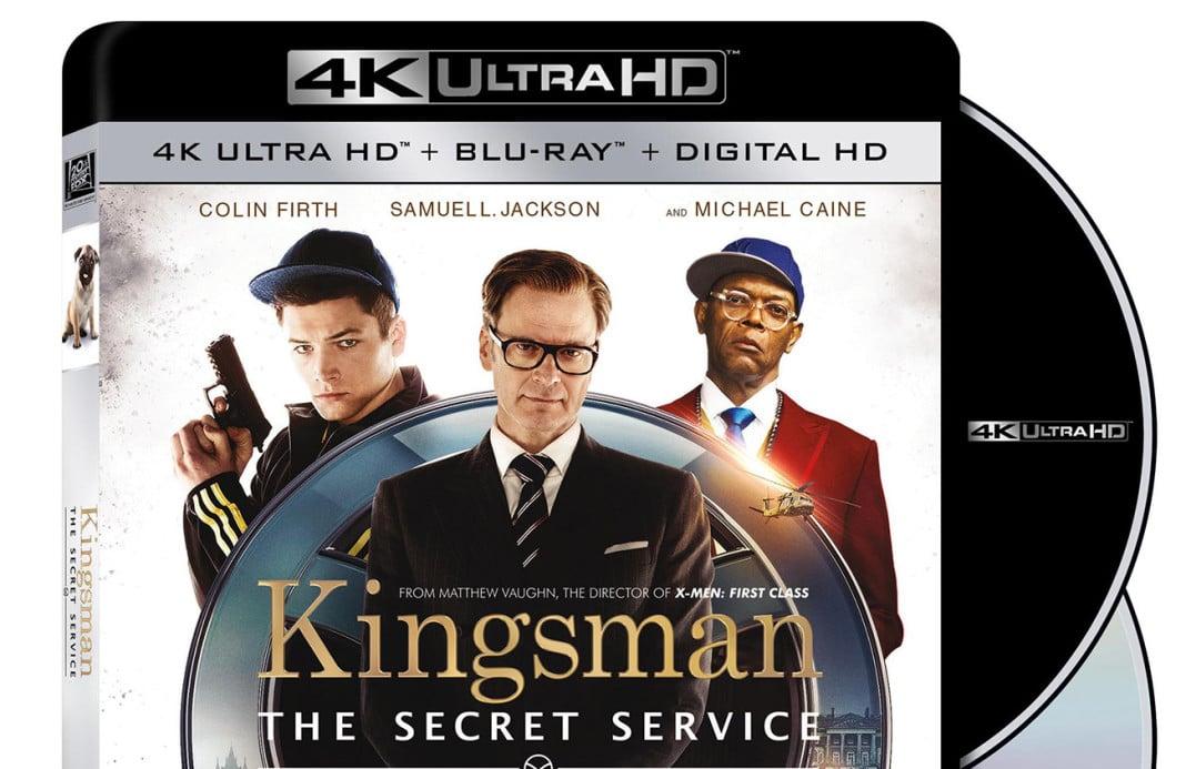 Ultra HD Blu ray