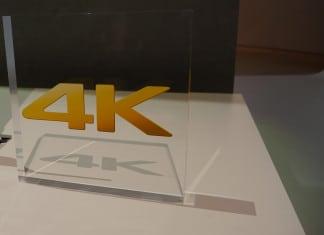 4K-Logo auf der IFA