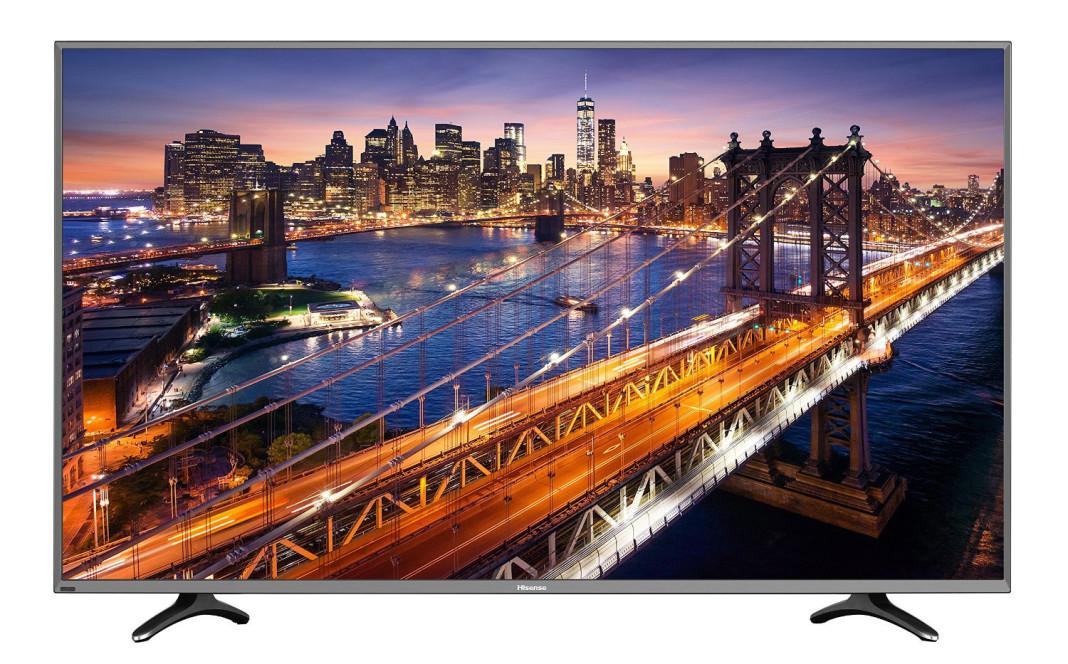 Hisense EC591 4K-TV (Bildquelle: Hisense)