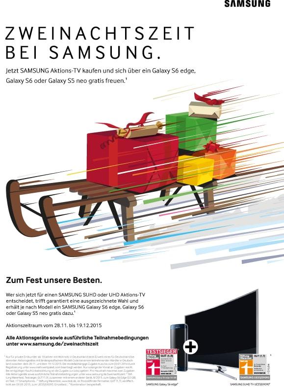 Samsung Xmas Promo
