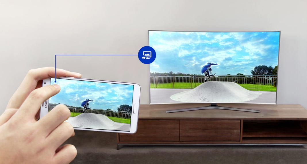 Samsung-Aktion: Gratis Galaxy S6 edge bei Kauf eines 4K-TVs