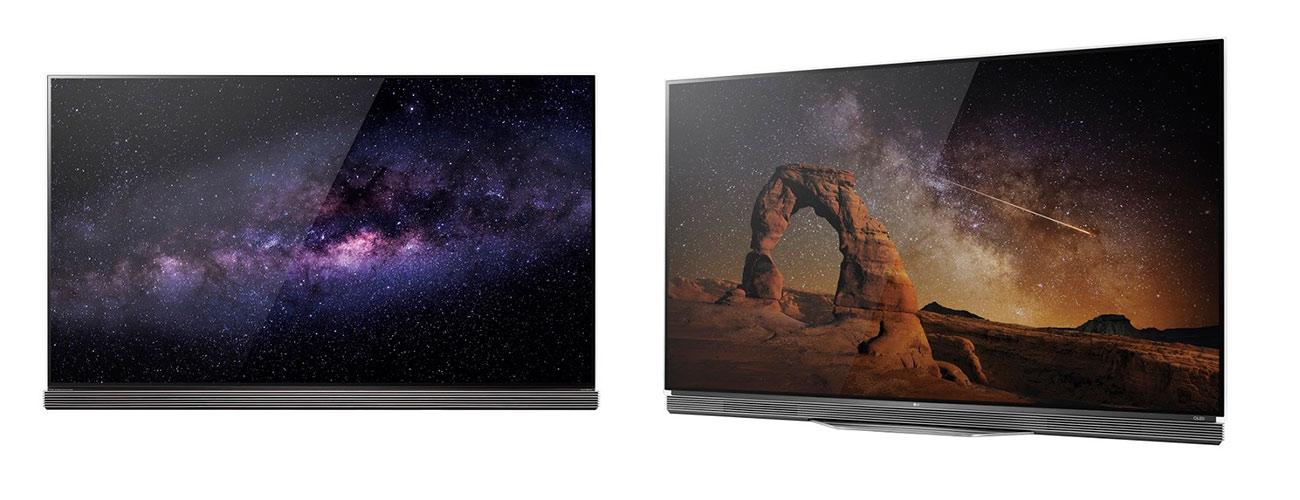 LG EG und G6 4K OLED-TV