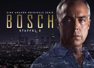 Bosch Staffel 2 in 4K Ultra HD