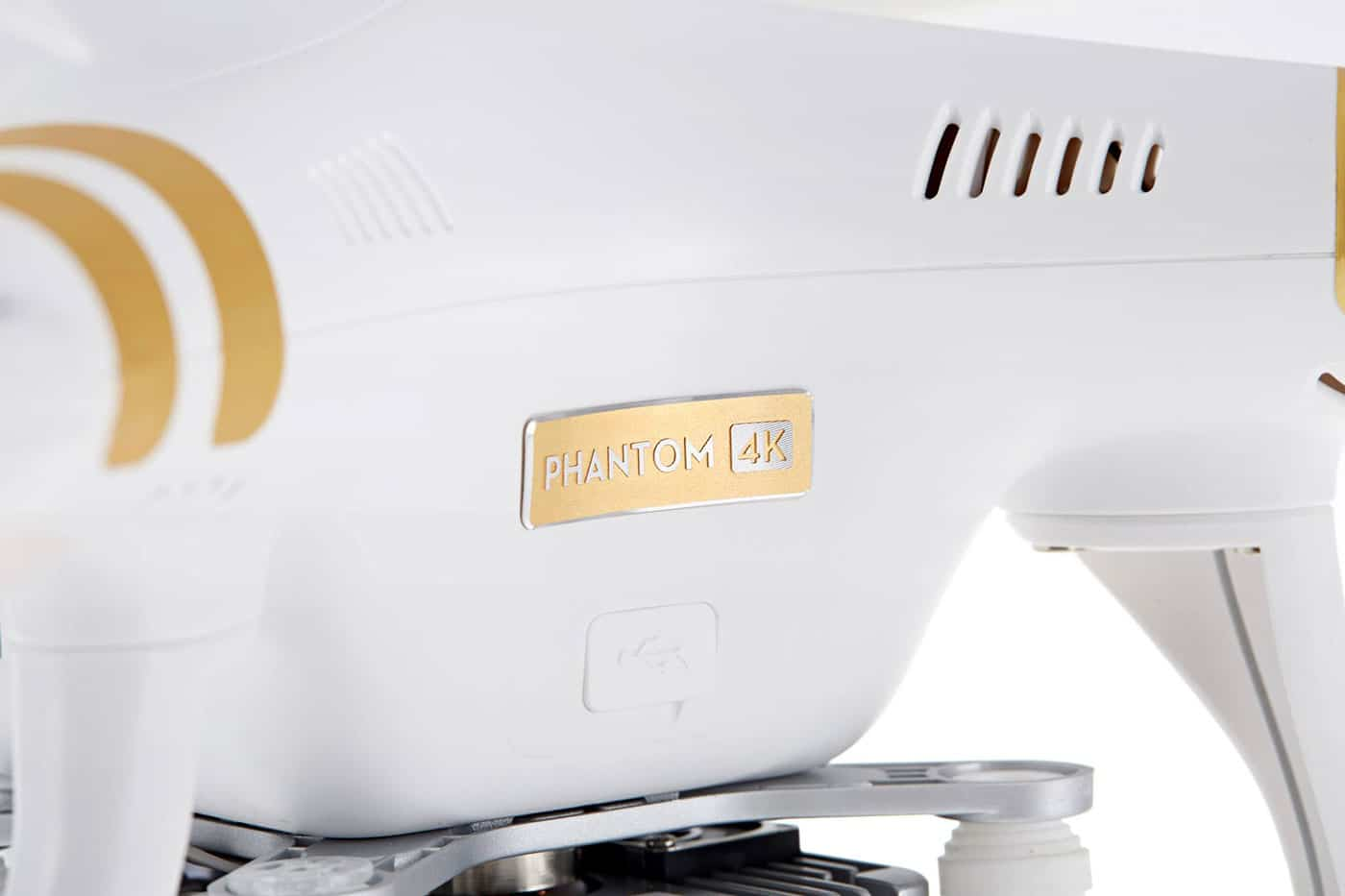 DJI Phantom 3 4K-Drohne
