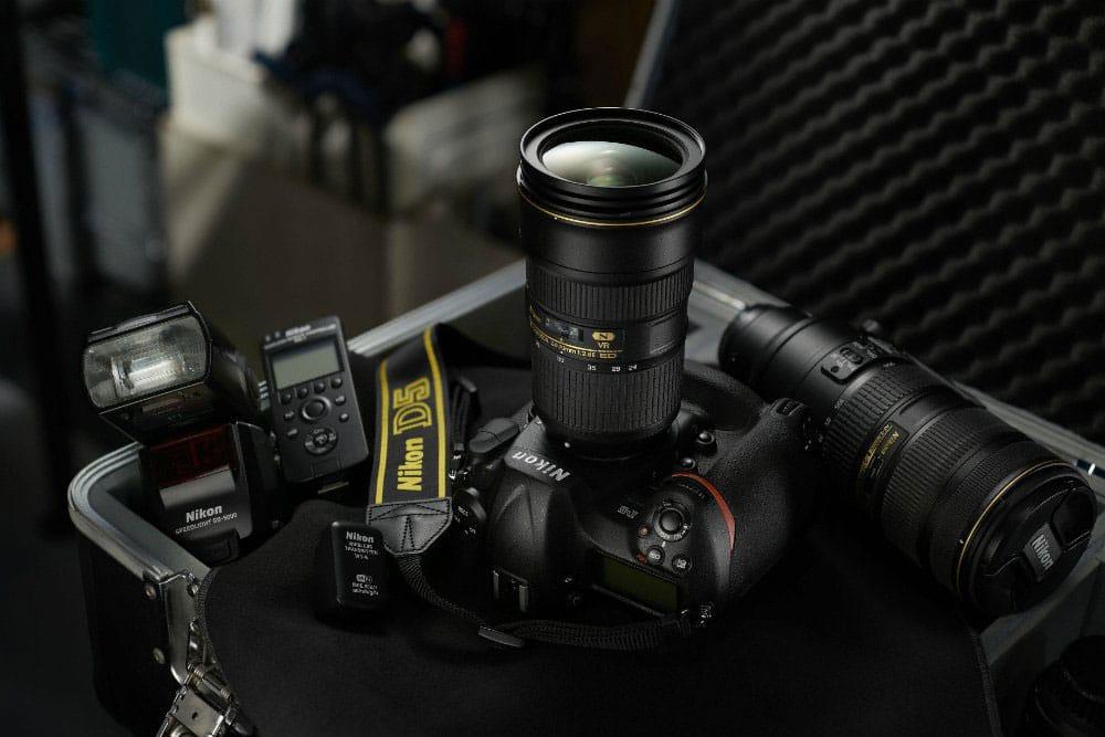 Nikon D5 mit 4K-Videoaufzeichnung