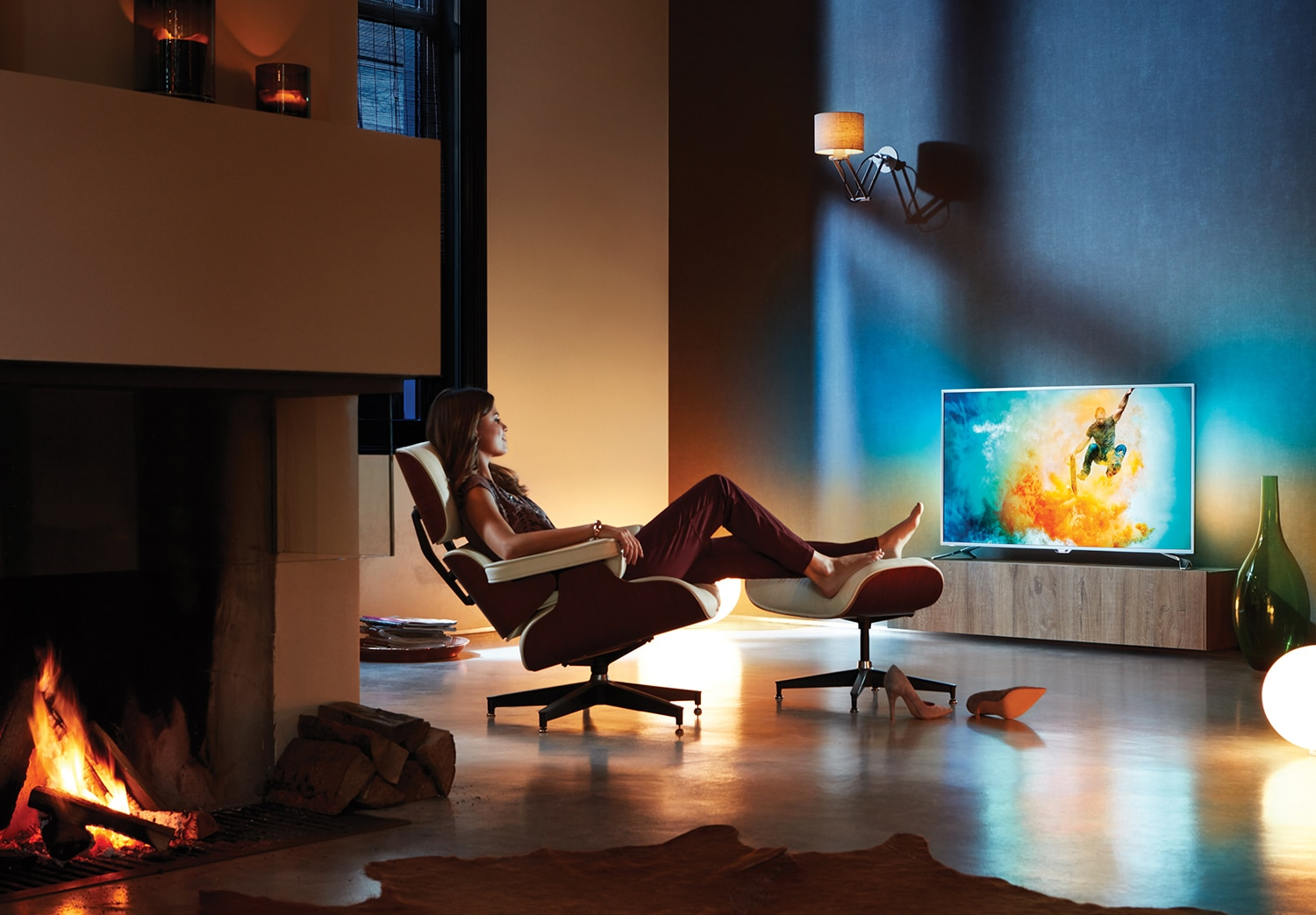Philips 4K-Lineup 2016