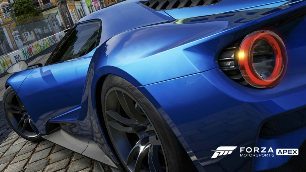 Forza 6 Apex für Windows 10 in 4K