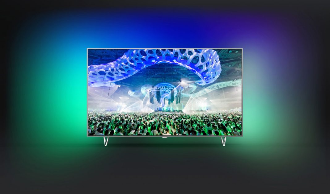 Philips 65PUS7601 4K-TV