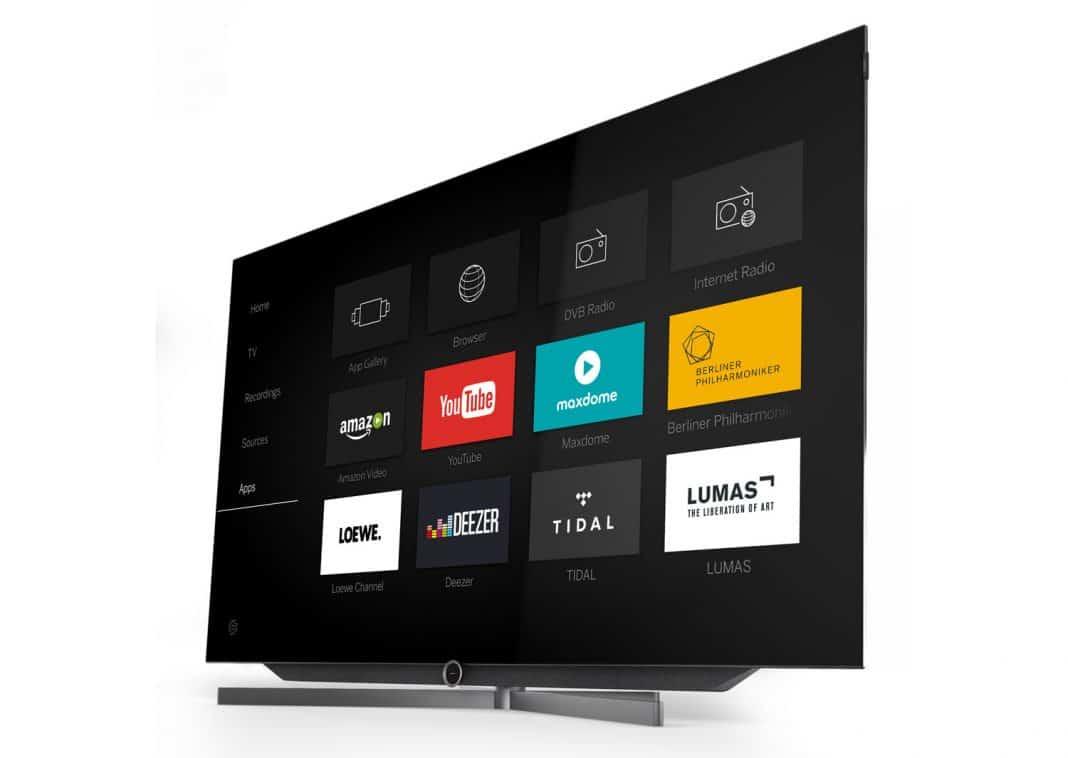 Loewe bild 7 4K-OLED-TV