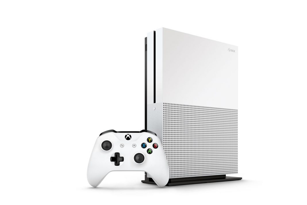Xbox One S mit 4K