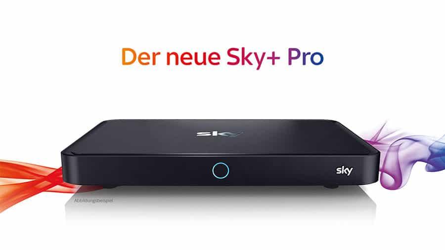 Sky+ Pro Receiver