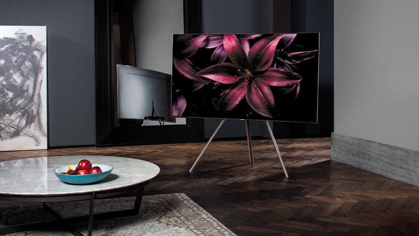 Samsung QLED-Fernseher