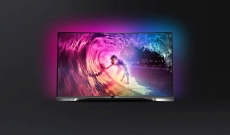 Philips 55PUS9809C: Erster 4K-Curved-TV mit Google Android