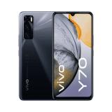 Vivo Y70 Smartphone gravity black 8/128GB Dual-SIM Android 10.0 5656522