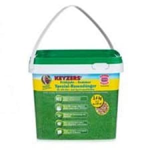 KEYZERS® Spezial-Rasendünger gegen Trockenheit & extreme Hitze 3,4kg für ca.135qm – QVC-Tagesangebot