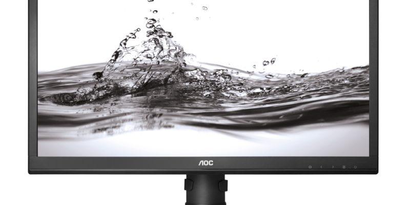 AOC U2868Pqu: 28 Zoll 4K-Monitor mit 60hz