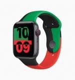 Apple enthüllt Black Unity Collection der Apple Watch Series 6