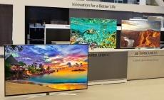 CES 16: LG zeigt UH9500, 4K SUPER UHD-TV UH8500 & 8K-TV