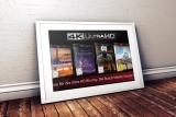 Ultra HD Blu-ray: Busch Media gibt sechs 4K-Titel bekannt